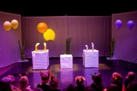 BABALOON - spektakl dla najmłodszych Kliknięcie w obrazek spowoduje wyświetlenie jego powiększenia