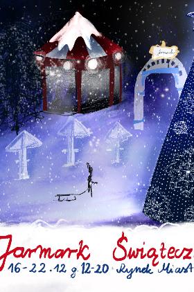Jarmark Świąteczny na żorskim Rynku Kliknięcie w obrazek spowoduje wyświetlenie jego powiększenia