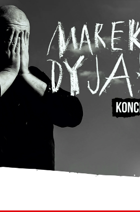 Koncert Marka Dyjaka w Kinie Na Starówce Kliknięcie w obrazek spowoduje wyświetlenie jego powiększenia