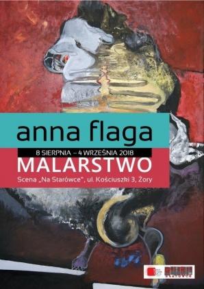 Wystawa Anny Flagi Kliknięcie w obrazek spowoduje wyświetlenie jego powiększenia